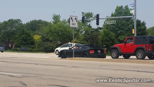Noble M12 GTO 3R spotted in Bolingbrook, Illinois