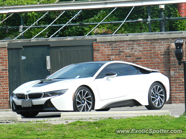 Bmw London Ontario >> Bmw I8 Spotted In London Ontario Canada On 07 03 2015