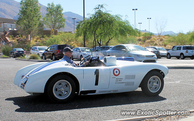 Shelby Cobra spotted in Tucson, Arizona