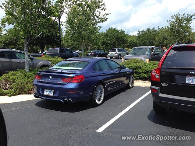 bmw m6 spotted in wilmington north carolina on 07 22 2015. Black Bedroom Furniture Sets. Home Design Ideas