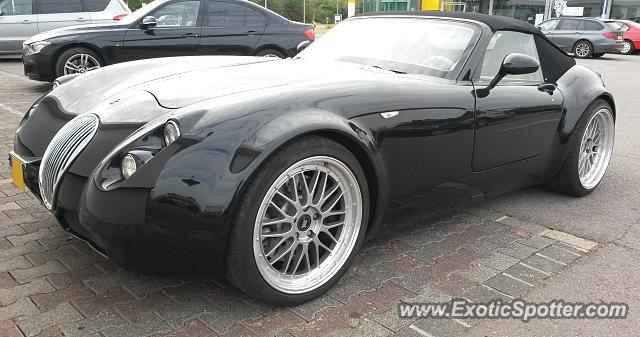 Wiesmann Roadster spotted in Luxembourg, Luxembourg