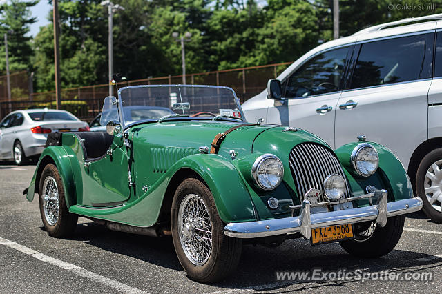 Morgan Aero 8 spotted in Glen Cove, New York
