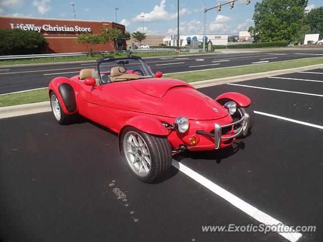 Panoz Esparante spotted in Chattanooga, Tennessee