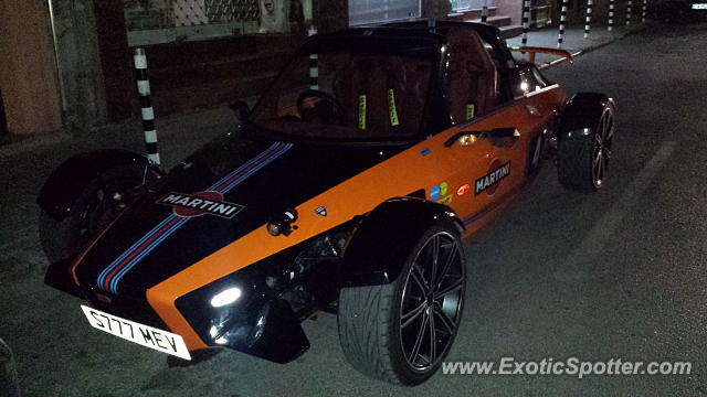 KTM X-Bow spotted in Sofia, Bulgaria
