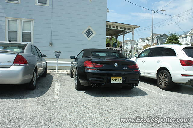 bmw m6 spotted in ocean city new jersey on 07 14 2015. Black Bedroom Furniture Sets. Home Design Ideas