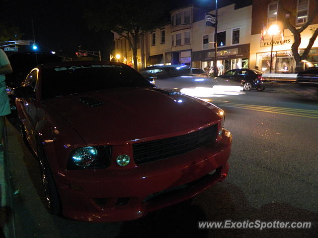 Saleen S281 spotted in Somerville, New Jersey