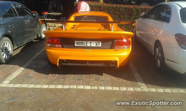 Noble M400 spotted in Grabouw, South Africa