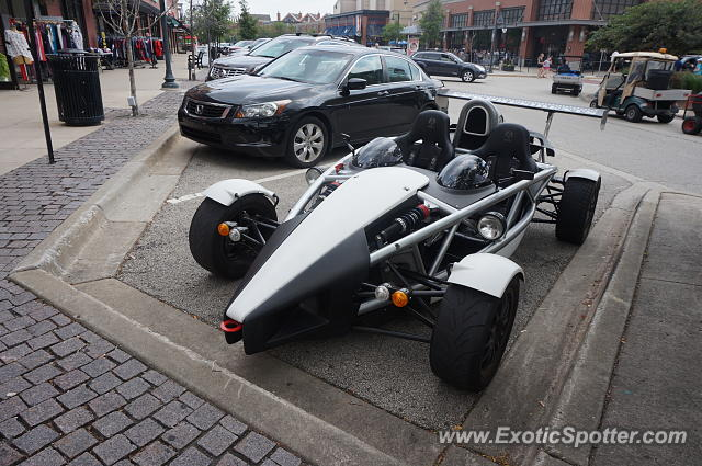 Ariel Atom spotted in The Glen, Illinois