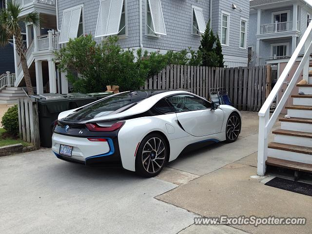 BMW I8 spotted in Wilmington North Carolina on 07152015