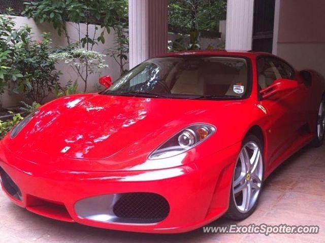 Ferrari F430 Spotted In Dhaka, Bangladesh
