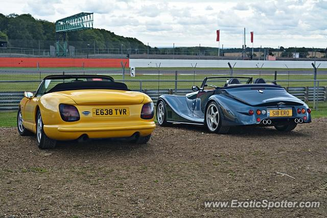 TVR Chimaera spotted in Silverstone, United Kingdom