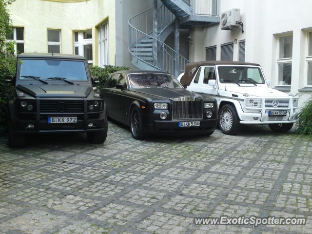 rolls royce phantom spotted in berlin germany on 10 10 2009. Black Bedroom Furniture Sets. Home Design Ideas