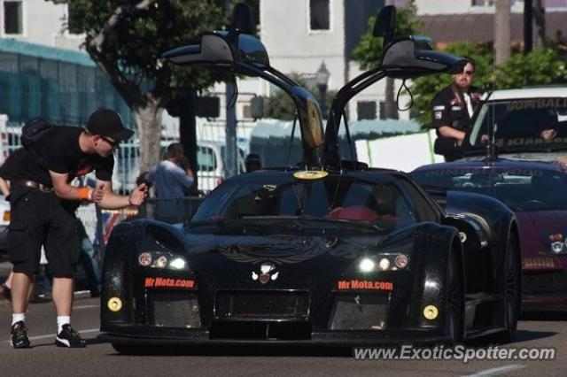 Gumpert Apollo spotted in St Louis, United States