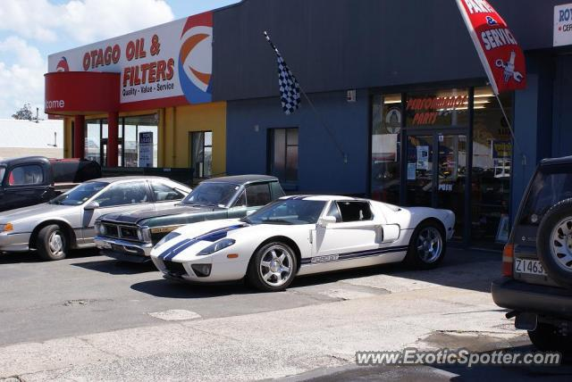Ford Gt Spotted In Dunedin New Zealand
