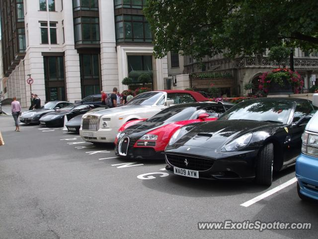 Bugatti Veyron Spotted In London United Kingdom On 08 22 2009 Photo 4