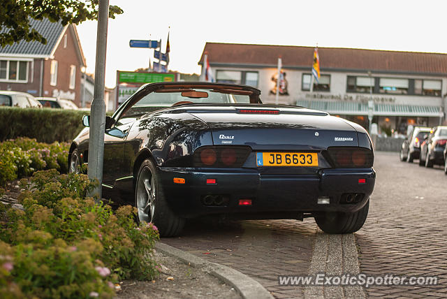 Qvale Mangusta spotted in Philippine, Netherlands
