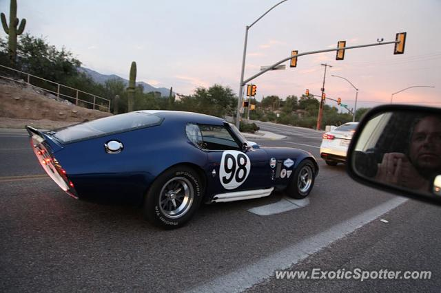 Shelby Daytona spotted in Tucson, Arizona