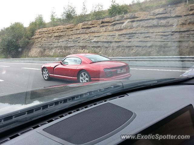 TVR Cerbera spotted in Luxembourg, Luxembourg