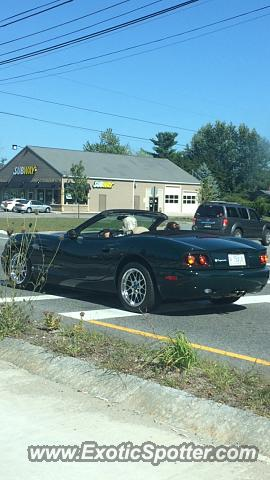 Panoz Esparante spotted in Scarborough, Maine