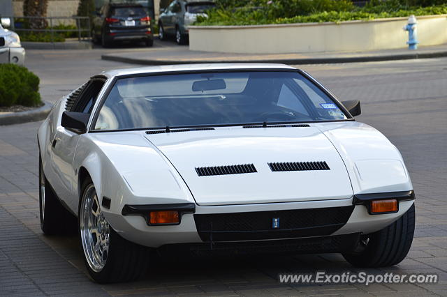 DeTomaso Pantera2 spotted in Houston, Texas