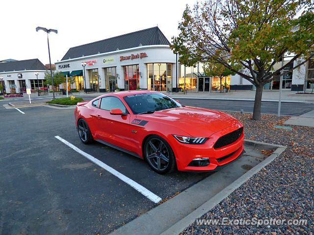 Saleen S281 spotted in DTC, Colorado