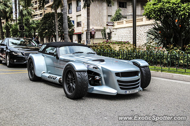 Donkervoort D8 spotted in Monte-Carlo, Monaco