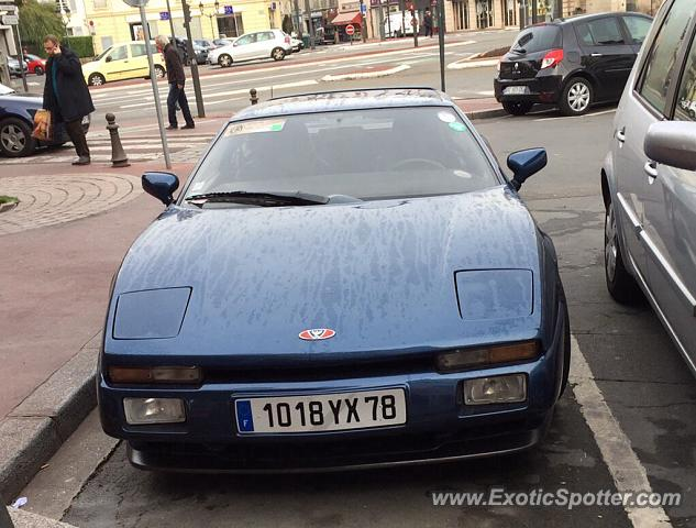 Venturi 260 spotted in Maisons-Laffitte, France