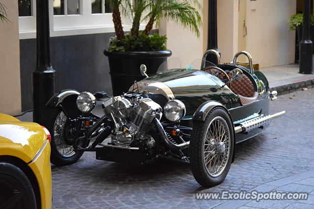 Morgan Aero 8 spotted in Beverly Hills, California