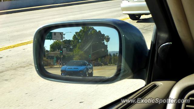 DeTomaso Pantera2 spotted in Porter Ranch, California