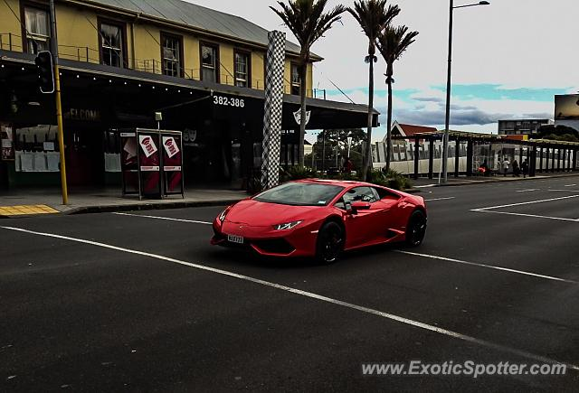 lamborghini huracan spotted in auckland new zealand on 09 19 2015 photo 2. Black Bedroom Furniture Sets. Home Design Ideas