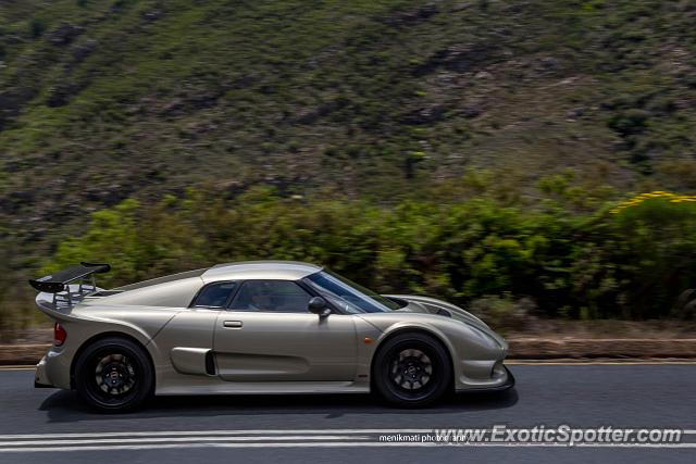 Noble M400 spotted in Cape Town, South Africa