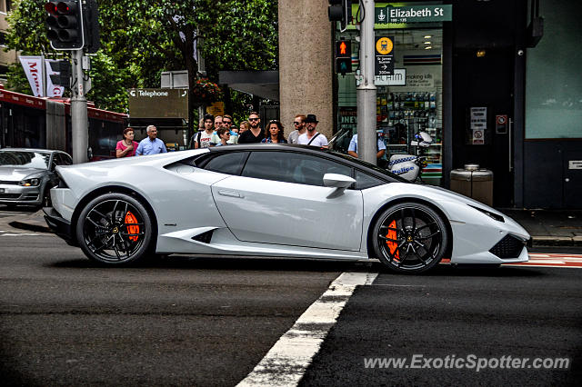 lamborghini huracan price sydney lamborghini huracan spotted in sydney australia on 11 22 2015. Black Bedroom Furniture Sets. Home Design Ideas