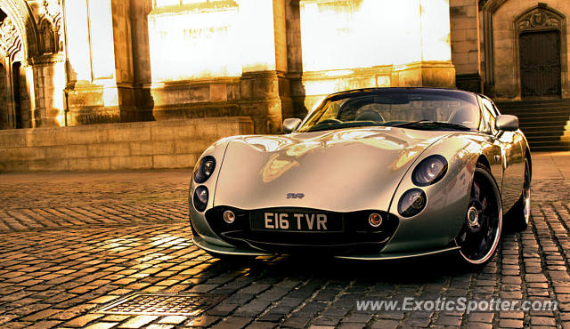 TVR Tuscan spotted in Edinburgh, United Kingdom