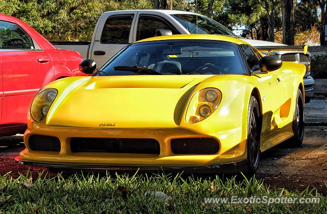 Noble M400 spotted in Jacksonville, Florida