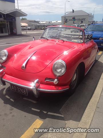 Porsche 356 spotted in Rangiora, New Zealand