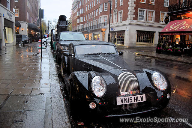 Morgan Aero 8 Spotted In London United Kingdom On 11 14 2015
