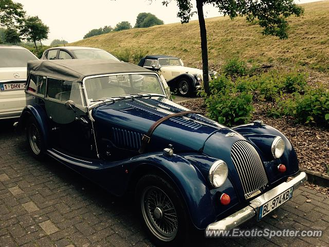 Morgan Aero 8 spotted in Le Roeulx, Belgium