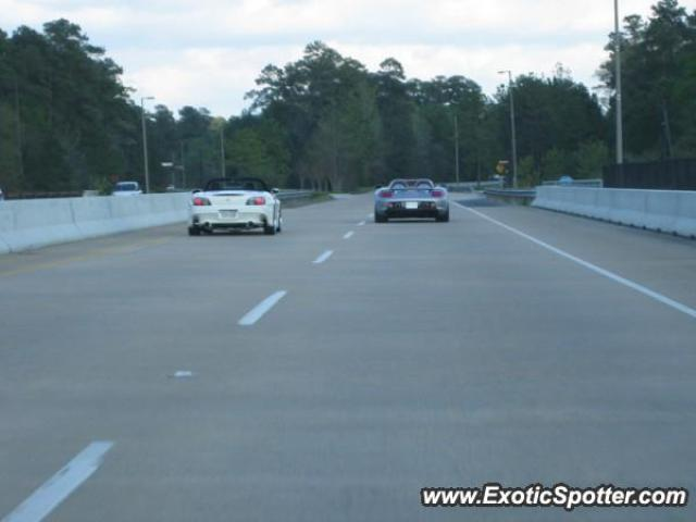 Porsche Carrera Gt Spotted In The Woodlands Texas On 03