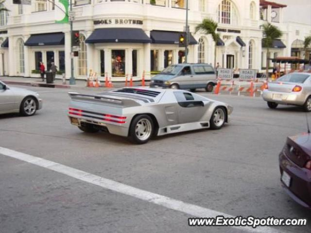 Vector W8 spotted in Westlake, California