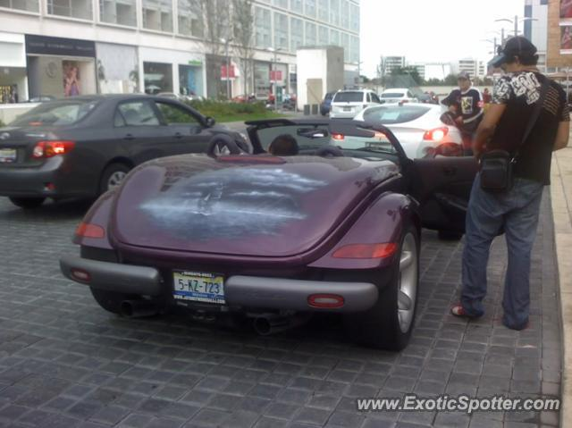 Plymouth Prowler spotted in Guadalajara, Mexico