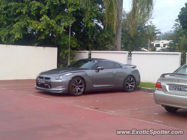 Nissan Skyline spotted in Singapore, Singapore