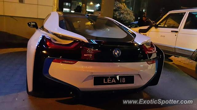 Bmw I8 Spotted In Lahore Pakistan On 01 02 2016