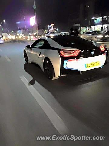 Bmw I8 Spotted In Lahore Pakistan On 01 07 2016