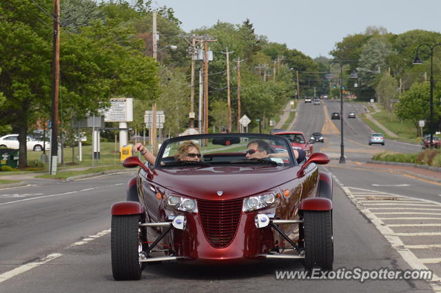 Plymouth Prowler spotted in Penfield, New York