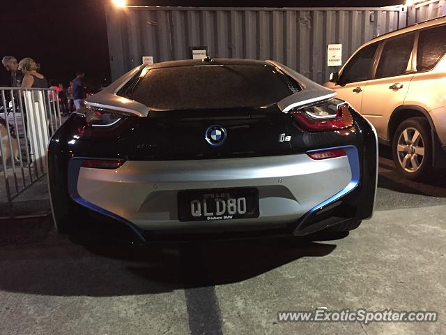 Bmw I8 Spotted In Brisbane Australia On 01 09 2016