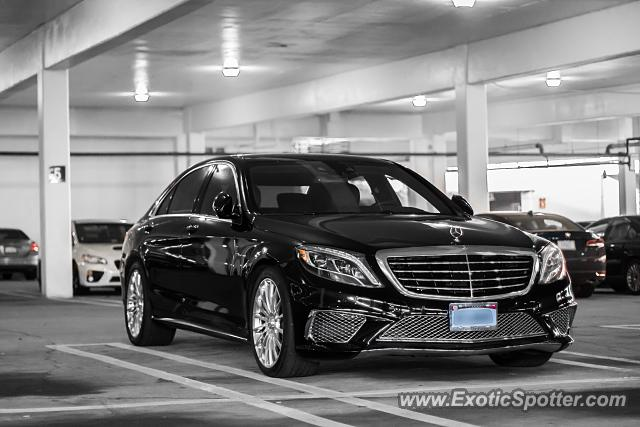mercedes s65 amg spotted in mclean virginia on 02 20 2016