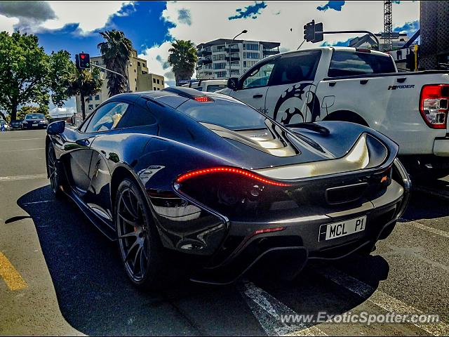 Mclaren P Spotted In Auckland New Zealand On - Cool cars auckland