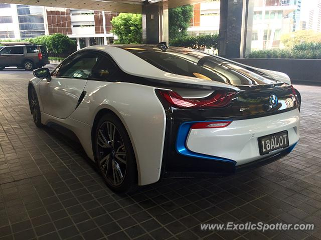 Bmw I8 Spotted In Melbourne Australia On 03 07 2016