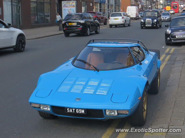 Lancia Stratos spotted in London, United Kingdom