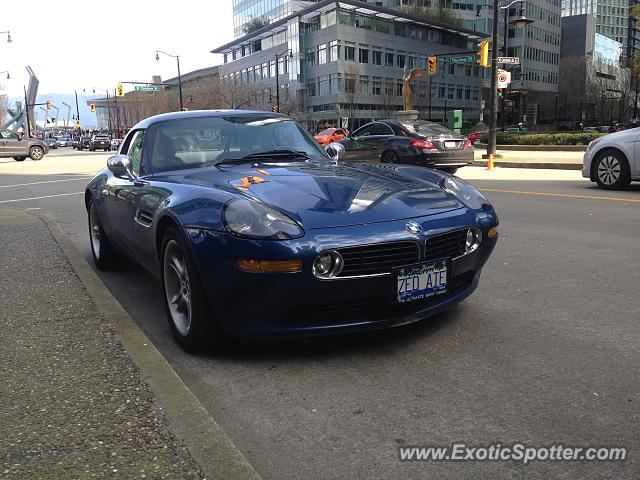 Bmw Z8 Spotted In Vancouver Canada On 03 26 2016